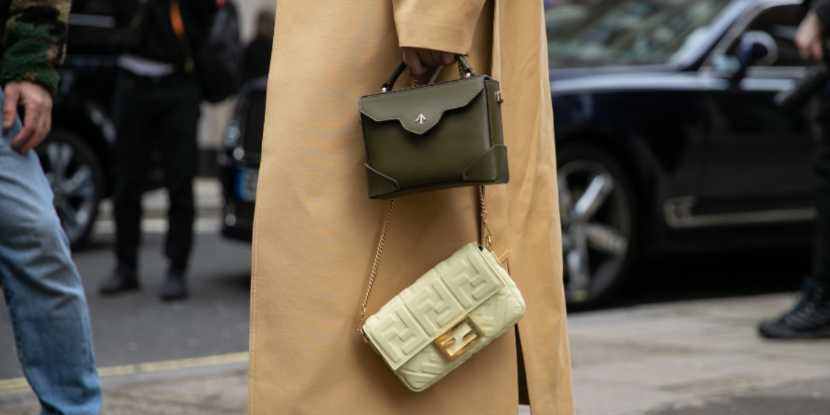 It Was All Bags Envy At London Fashion Week
