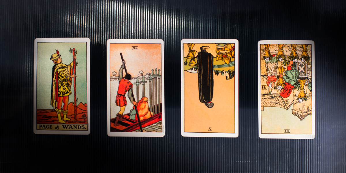 Tarot Cards SEP 2019