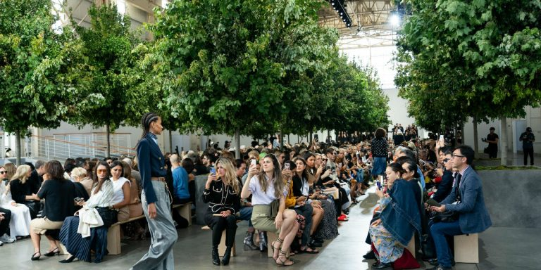 Michael Kors Celebrates the American Identity at Its SS20 Show