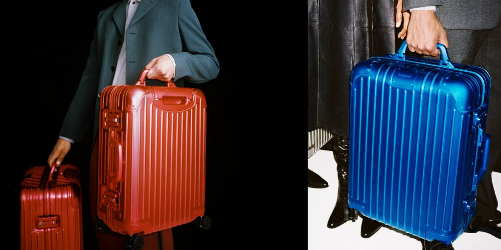 Rimowa's Original Aluminium Collection Gets A New Burst of Colour