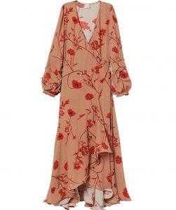 Coquelicots Wrap Dress - S$84.95, RM199