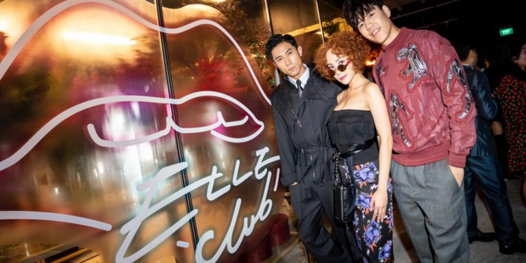 ELLE Club: Inside the launch party