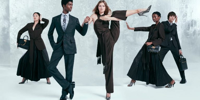 Ferragamo Has the Low-down on Nailing Hollywood Glamour