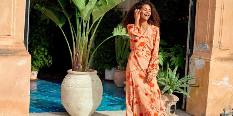H&M's Upcoming Designer Collaboration With Johanna Ortiz Celebrates Colombian Heritage