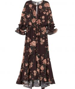 Wild Roses Tunic Dress - S$84.95, RM199