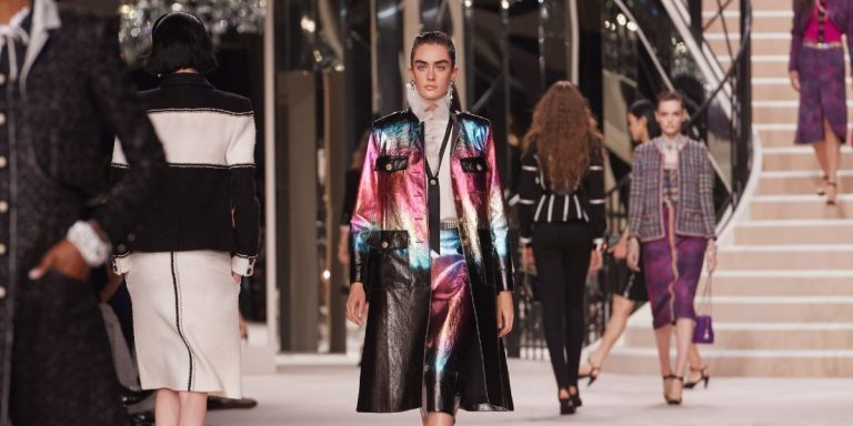 Chanel's Métiers D'Art 2020 Collection Heralds Iconic House Codes