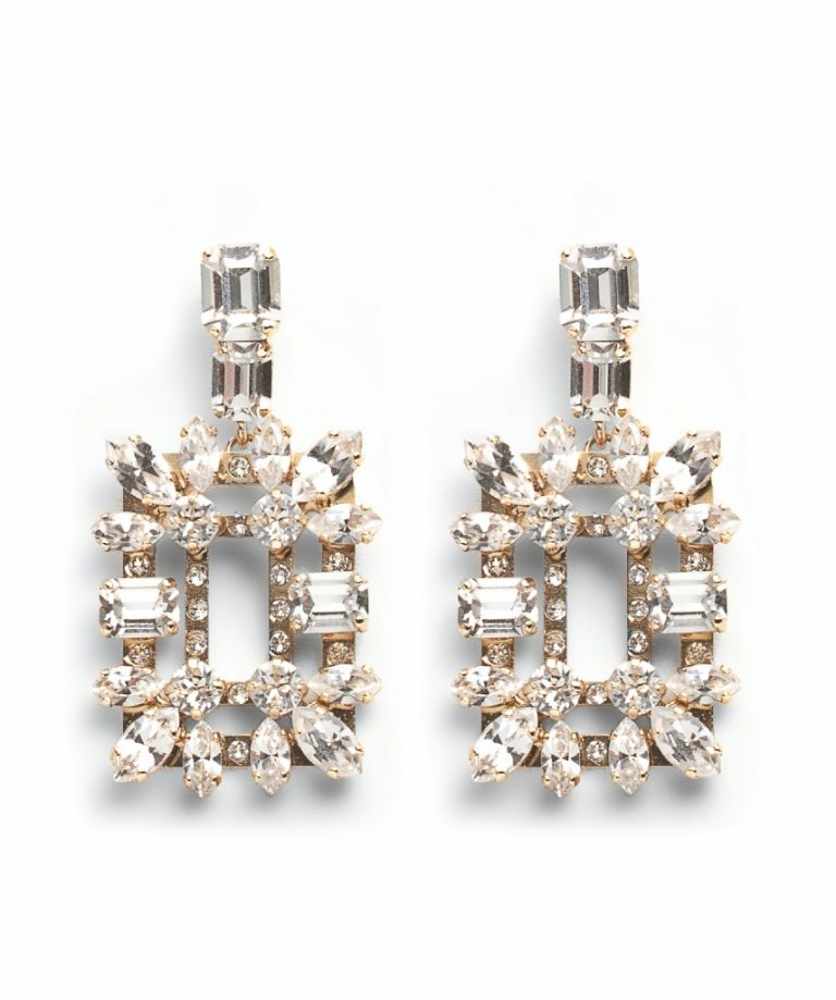 Roger Vivier Spring-Summer Collection 2020 - RV Broche mini earring - HD CMJN