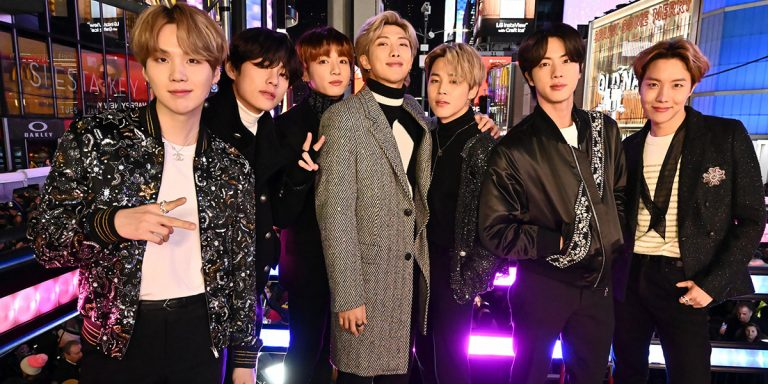 BTS Set To Perform New Single 'Black Swan' At The Late Late Show With James Corden