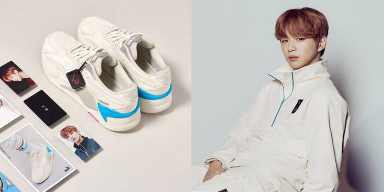 Your First Look At Kang Daniel's Collaboration With Puma Korea