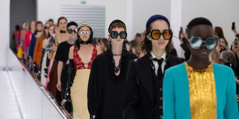 Watch The Gucci Fall/Winter 2020 Runway Show Live From Milan