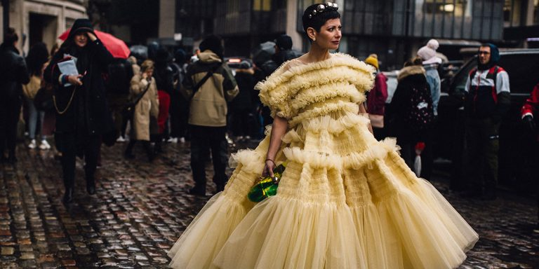 The Most Inspiring Street Style Looks From London Fashion Week FW20