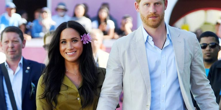 Meghan Markle And Prince Harry's Royal Duties Will Stop In March
