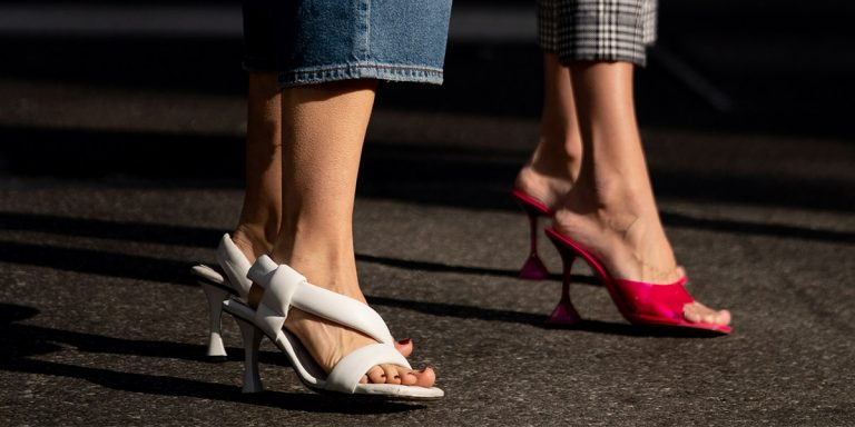 The Best Shoes To Cop From The New York Fashion Week FW20 Runways