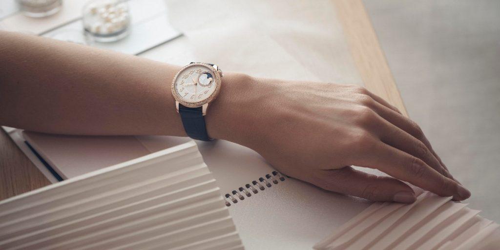 On the Wrist: Test Driving Vacheron Constantin's Women-Only Watch, The Égérie Moonphase