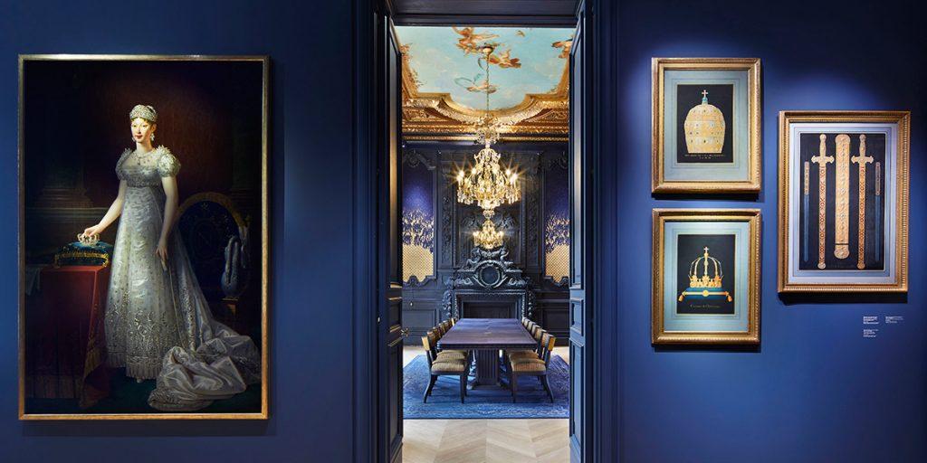 An Exclusive Tour Into Chaumet's Headquarters At Place Vendôme, Paris