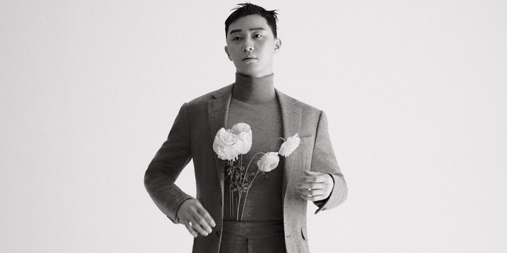 Park Seo-Joon Shows Off His Quirky Side On The Cover Of T Singapore's June Issue