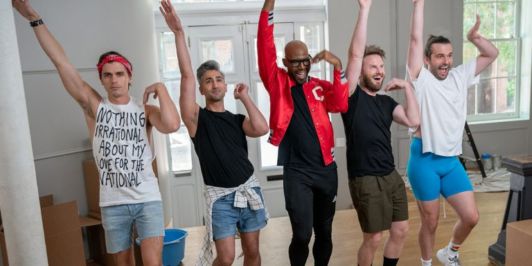 Get Your First Look At The Upcoming <i>Queer Eye Season 5</i> Here