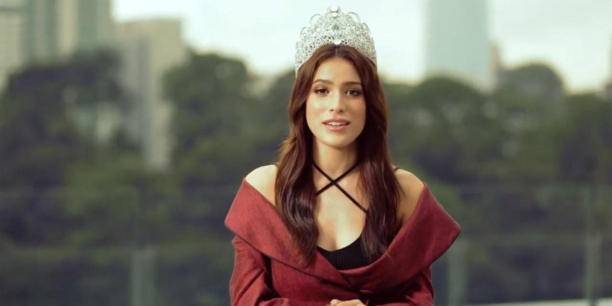 Samantha Katie James, Miss Universe Malaysia 2017