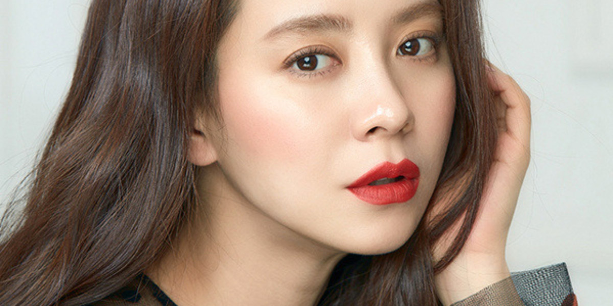 Song Ji-Hyo, Korean Actress