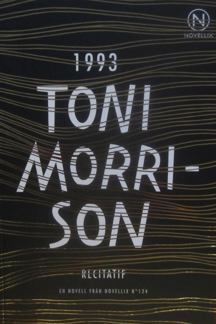 """Recitatif"" by Toni Morrison"