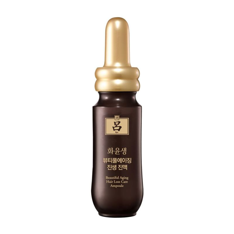 Ryo Beautiful Aging Hair Loss Care Ampoule, $99 for set of eight ampoules
