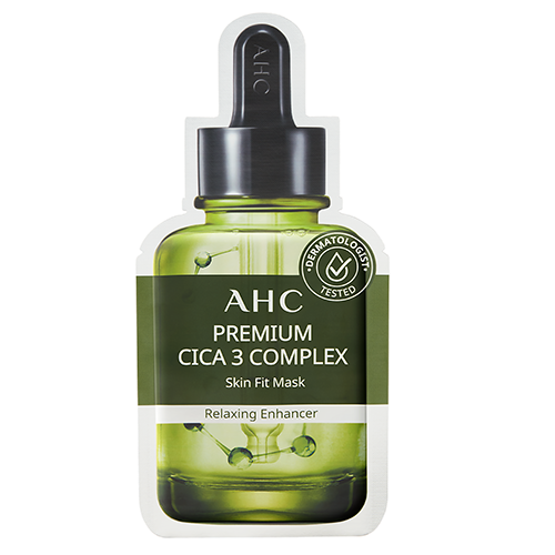 AHC Premium Cica 3 Complex Skin Fit Mask, $34.50 for five sheets