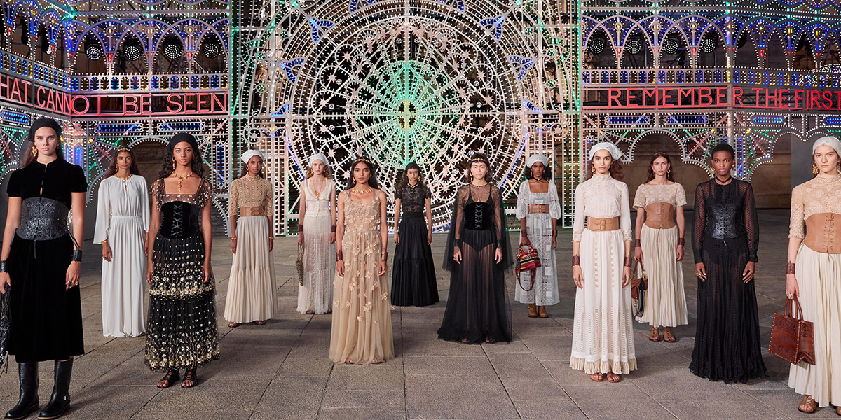 Dior Cruise 2021 Collection