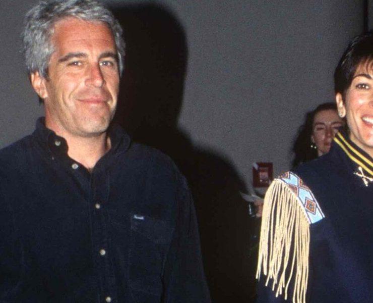 Ghislaine Maxwell, Jeffrey Epstein