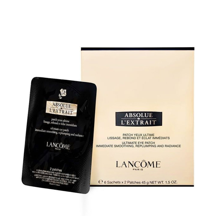 Lancome Absolue LExtrait Ultimate Eye Patch