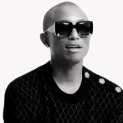 Pharrell Chanel SS20 eyewear campaign