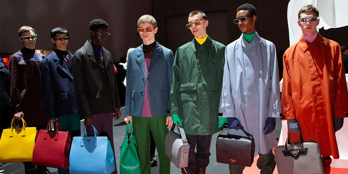Prada Men's Fall/Winter 2020 Show