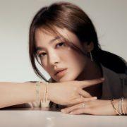 Chaumet's ambassador Song Hye Kyo