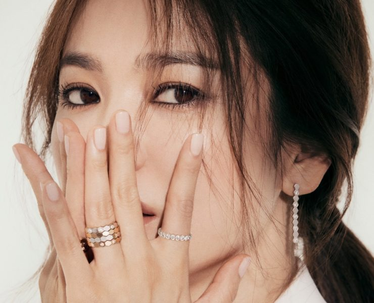 Chaumet Song Hye Kyo
