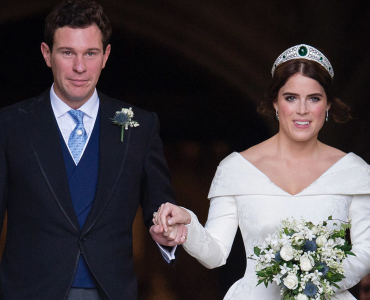 Princess Eugenie, Royal Wedding