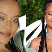 Rihanna, TikTok Lookalike