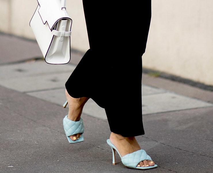 Bottega Veneta, Sandals