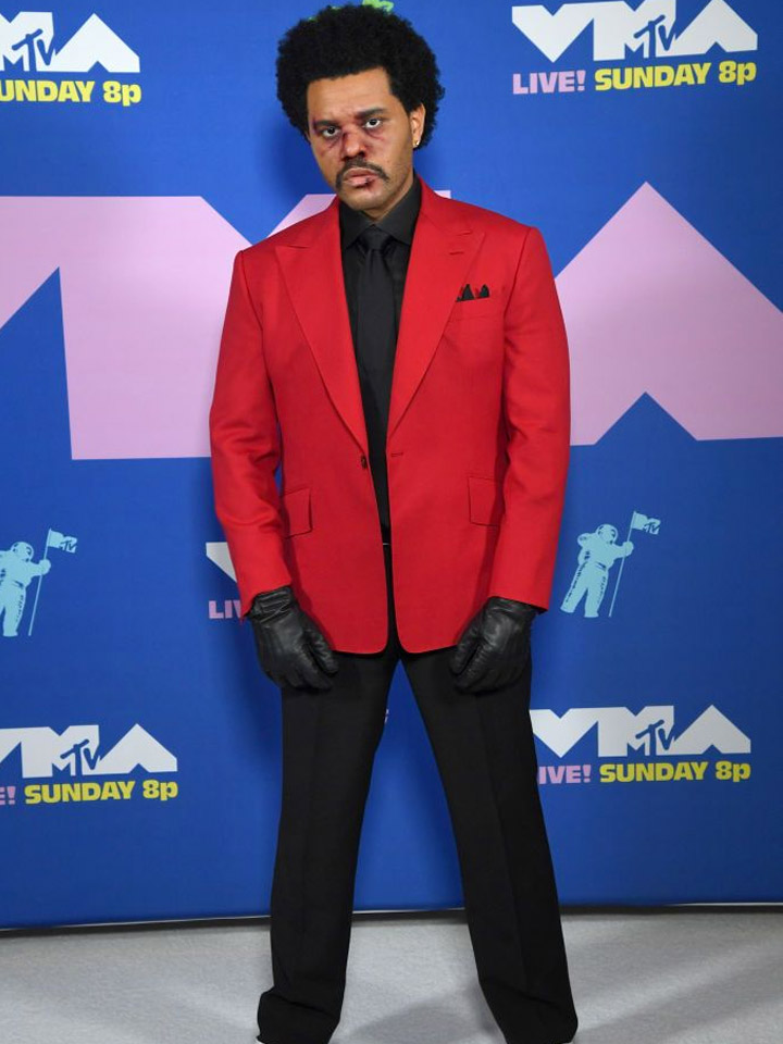 VMAs 2020 Red Carpet, The Weeknd