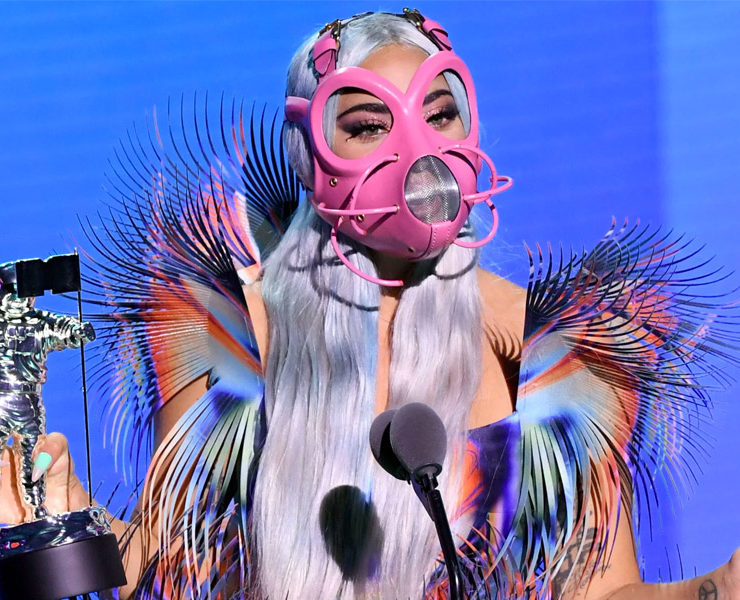 VMAs 2020, Lady Gaga