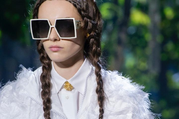 Dior Oversized Square Sunglasses