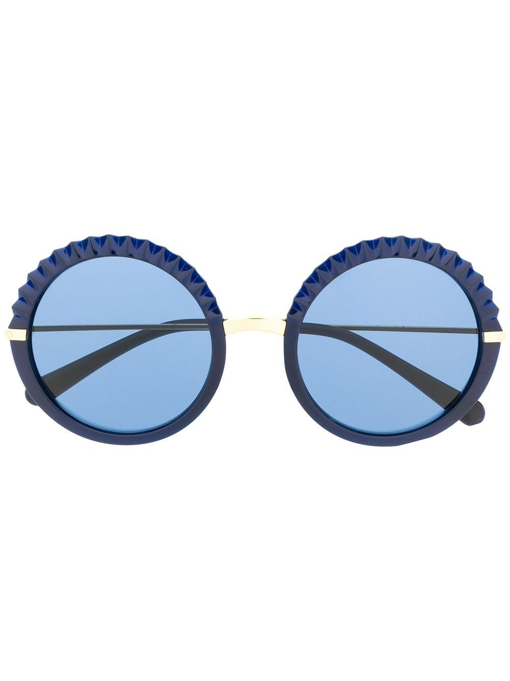 Dolce & Gabbana — Plissè sunglasses