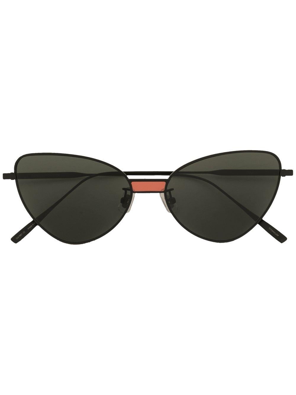 Gentle Monster — Chakra M01 Cat-eye Sunglasses