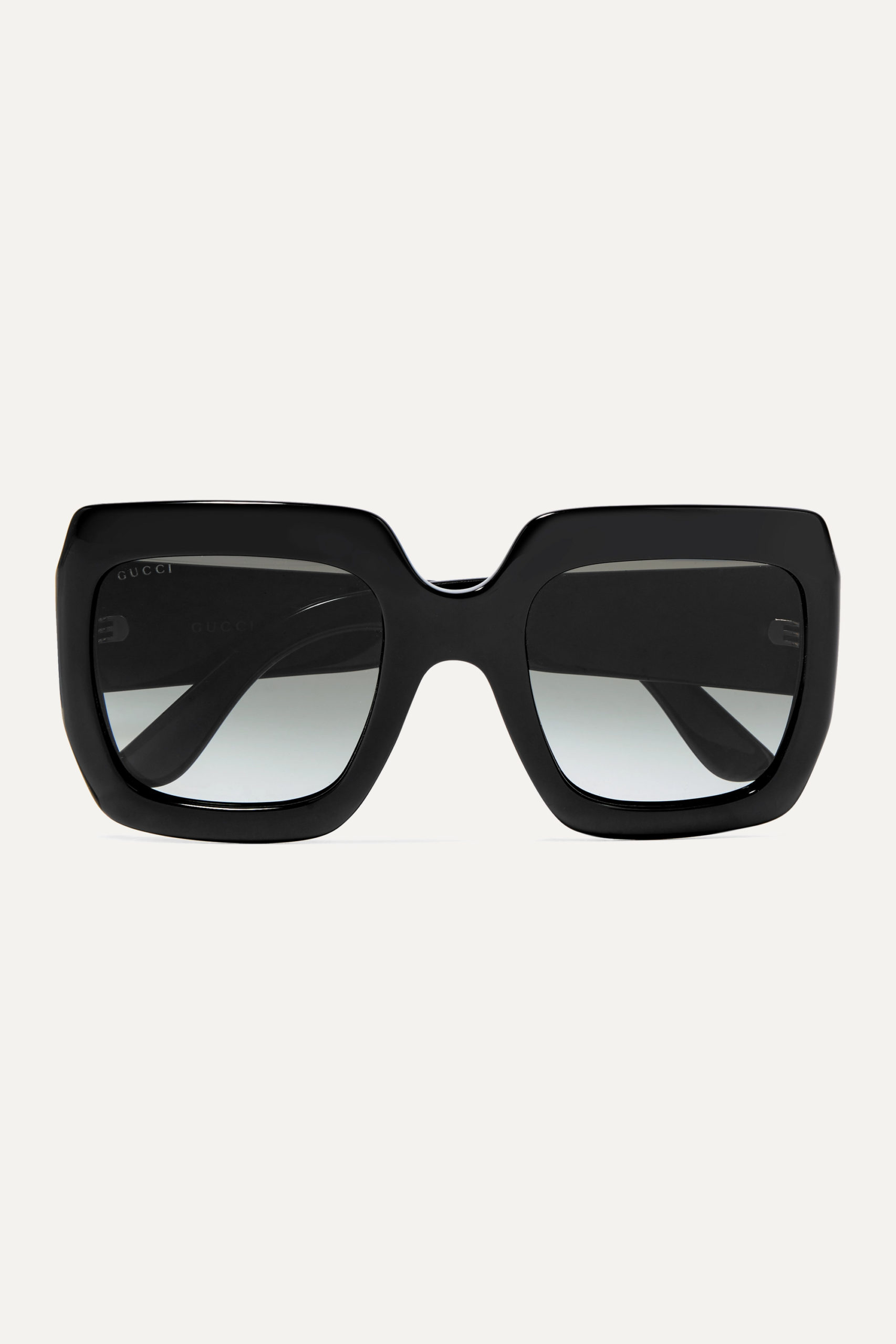 Gucci — Pop Web Sunglasses