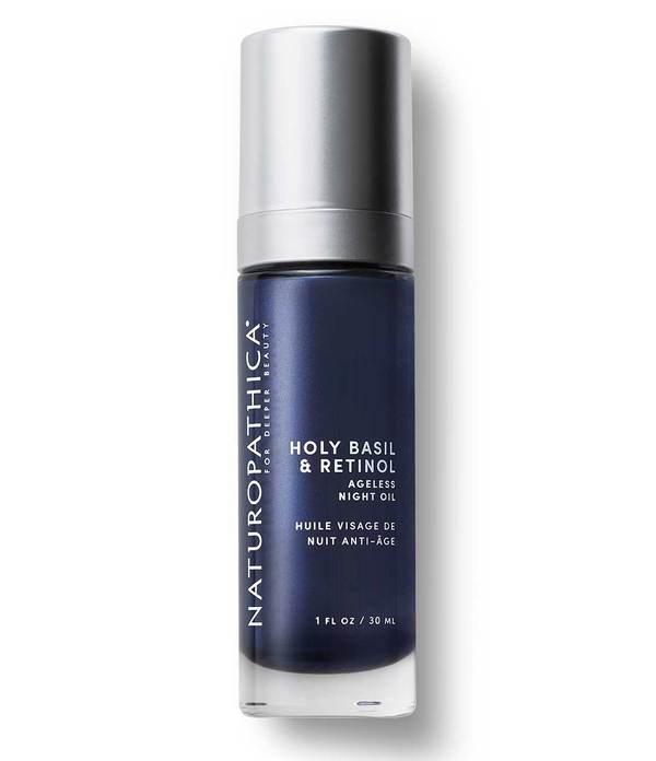 Naturopathica HOLY BASIL & RETINOL AGELESS NIGHT OIL