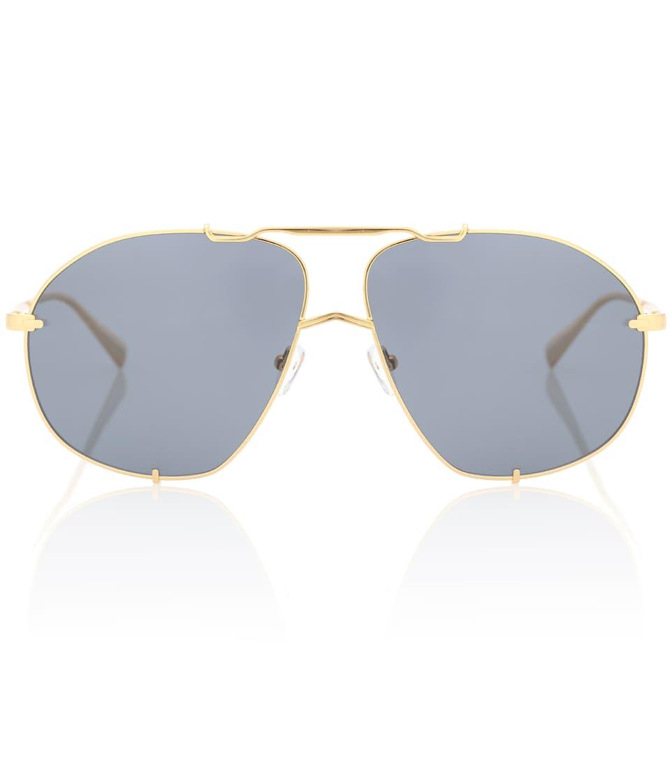 The Attico x Linda Farrow — Telma Sunglasses