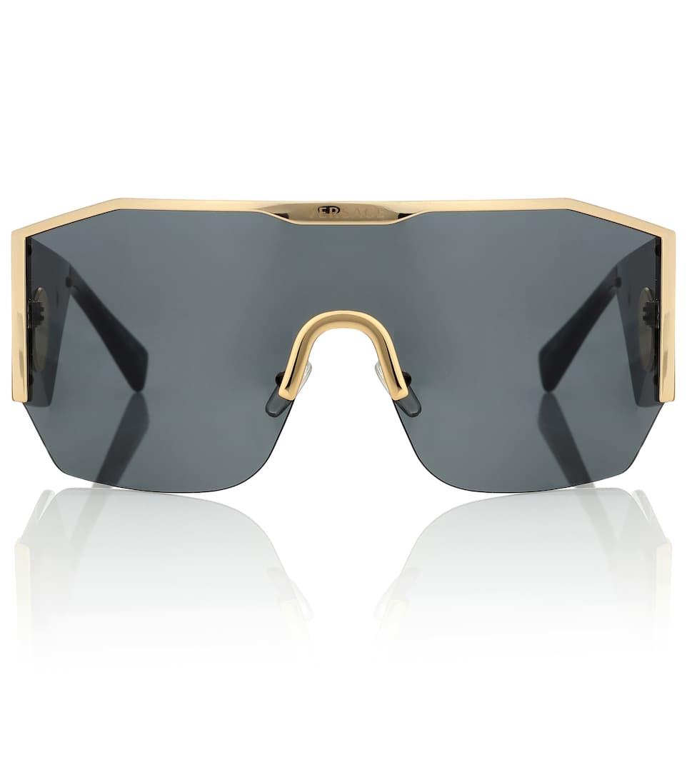 Versace — Medusa Halo Sunglasses