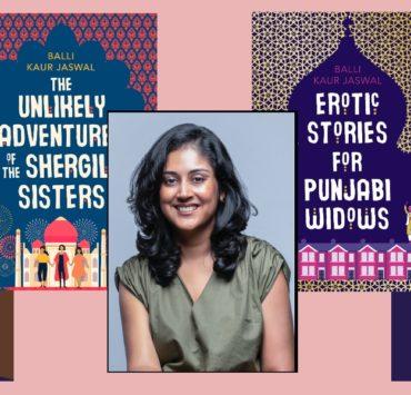Balli Kaur Jaswal author interview