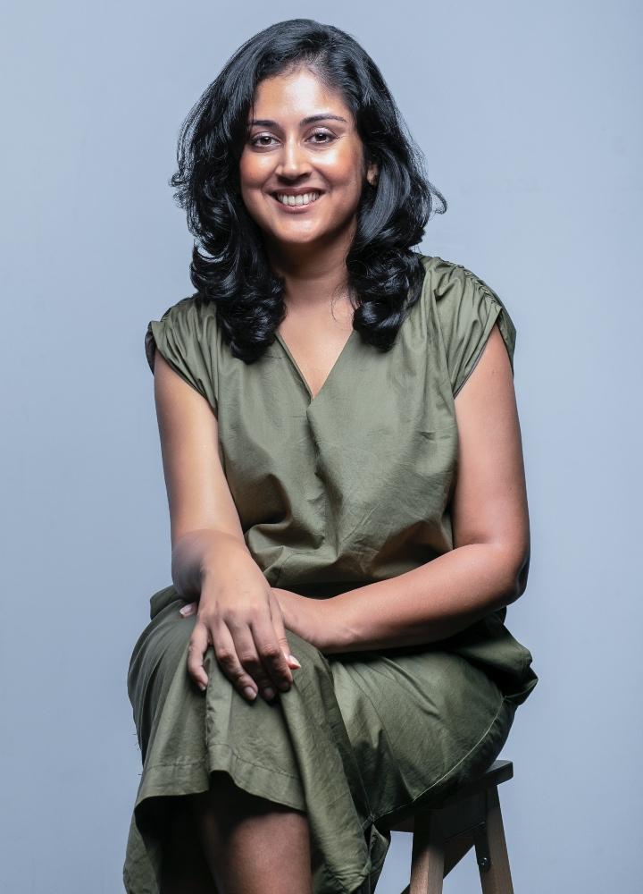 Balli Kaur Jaswal Singapore author