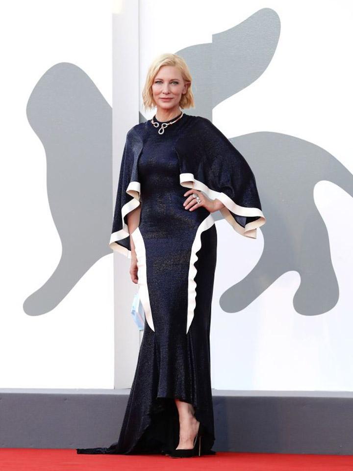Cate Blanchett, Venice Film Festival 2020