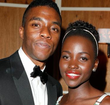 Chadwick Boseman, Lupita Nyung'o