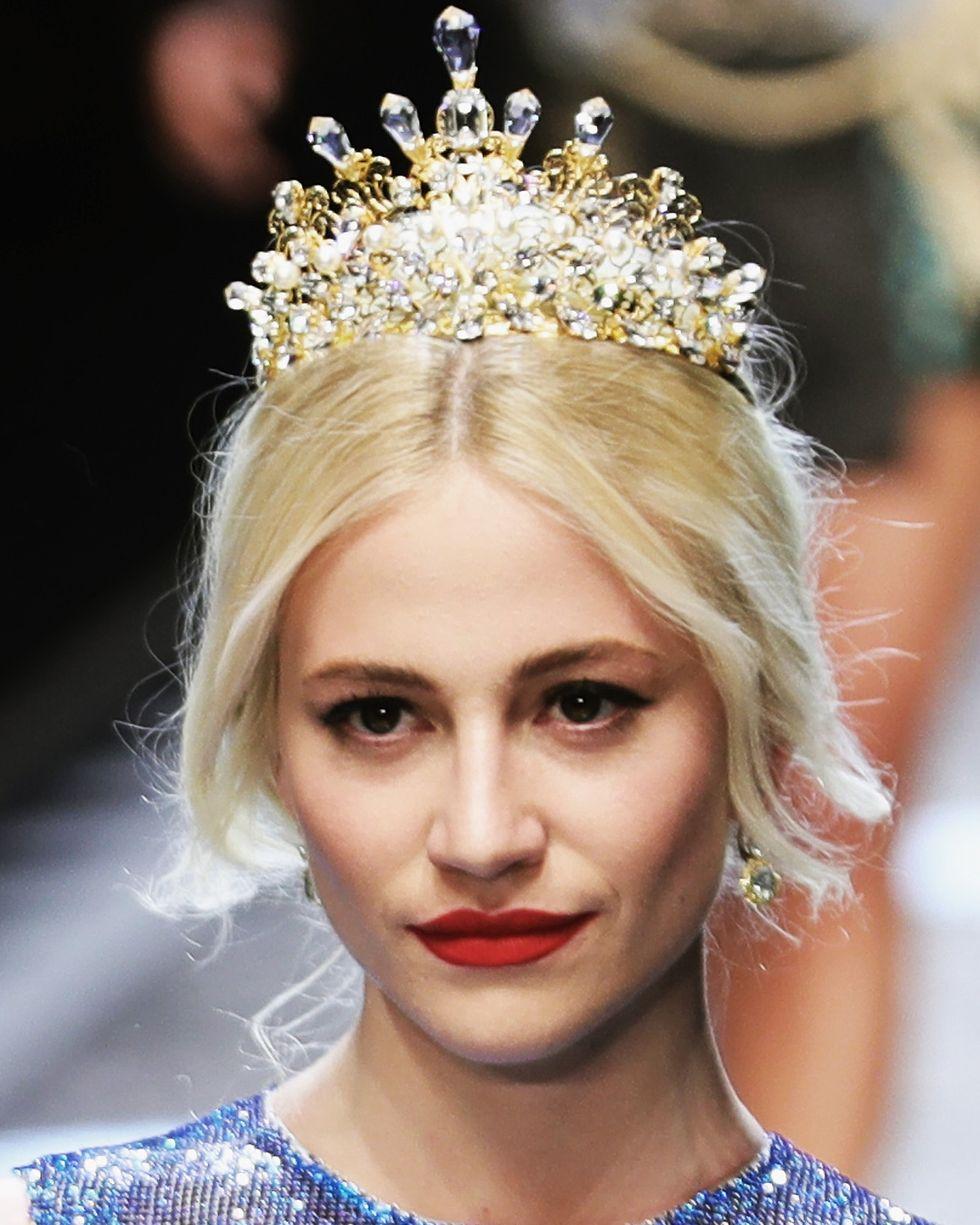 Dolce & Gabbana Wedding Make-up